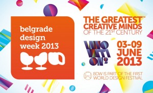 8. Belgrade design week