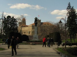 Military museum, Kalemegdan, Belgrade